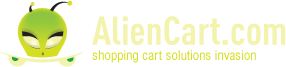 AlienCart.com - Our Ecommerce Solution for Your Online Store!